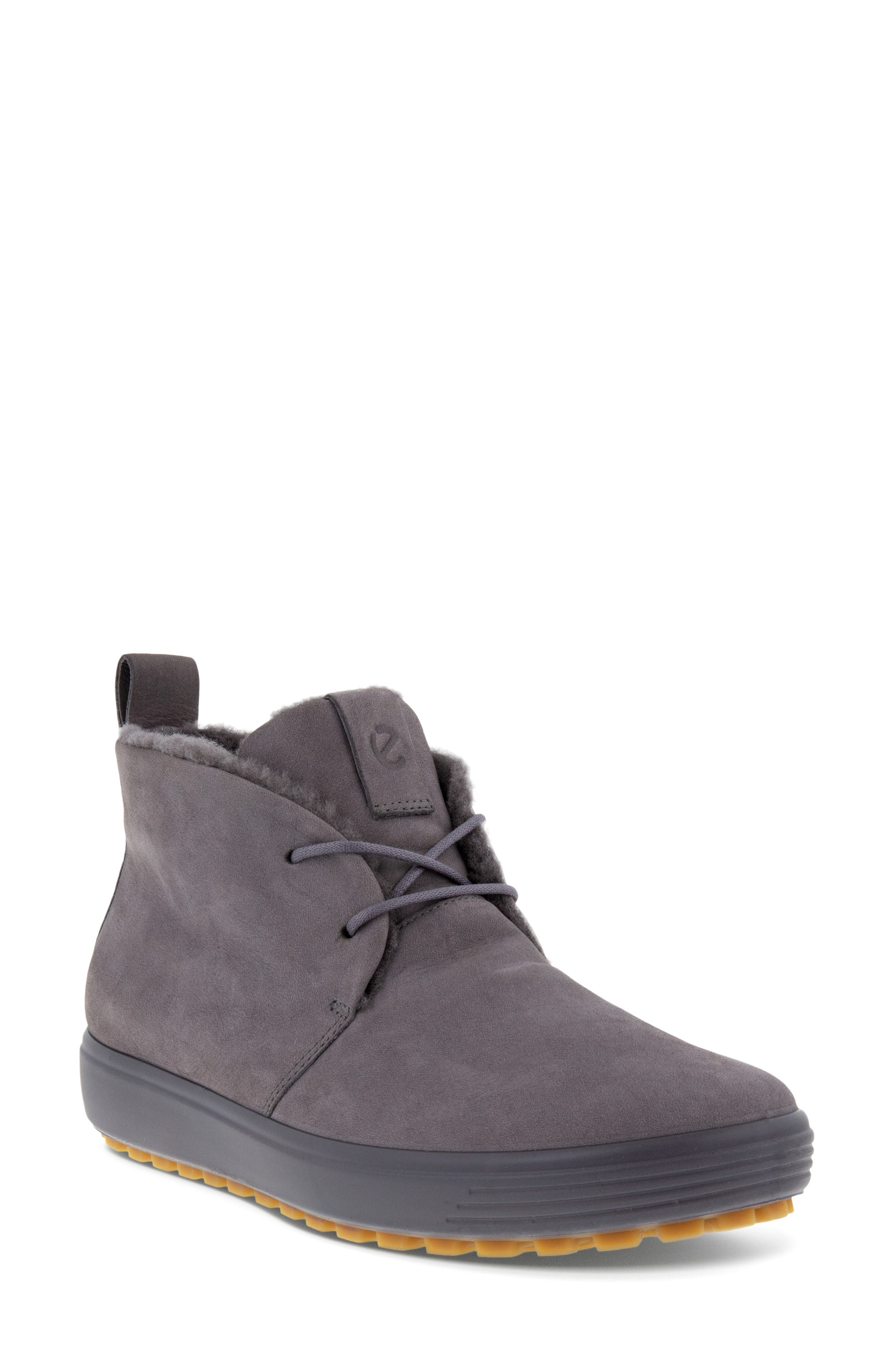 Women's Ecco Soft 7 Tred Faux Shearling Ankle Boot