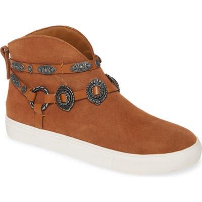 Very Volatile Salisbury Suede Sneaker, Brown
