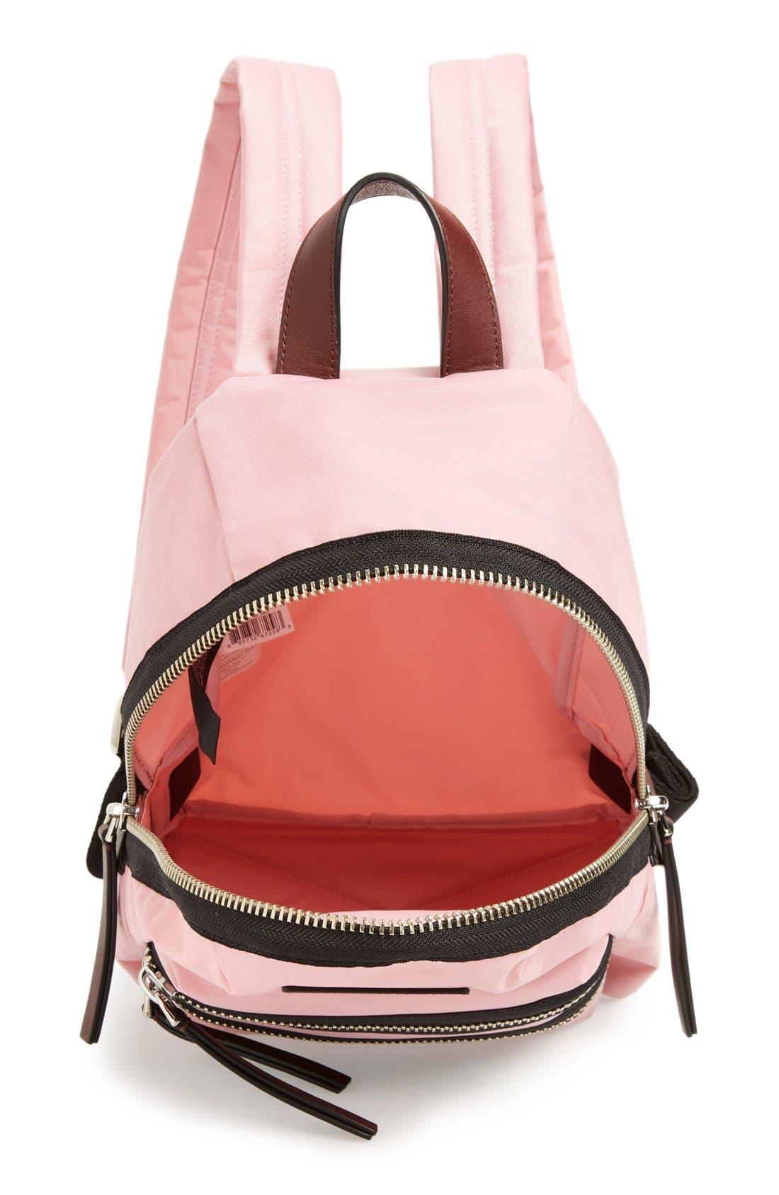 ,                             'Mini Biker' Nylon Backpack,                             Alternate thumbnail 32, color,                             683