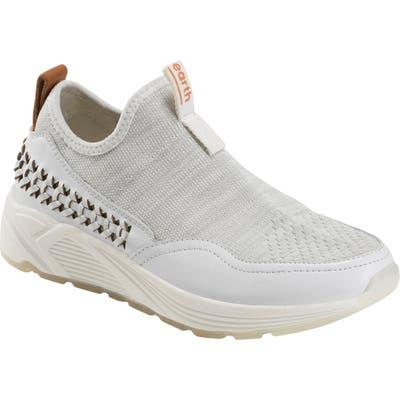 Earth Ramble Sneaker, White