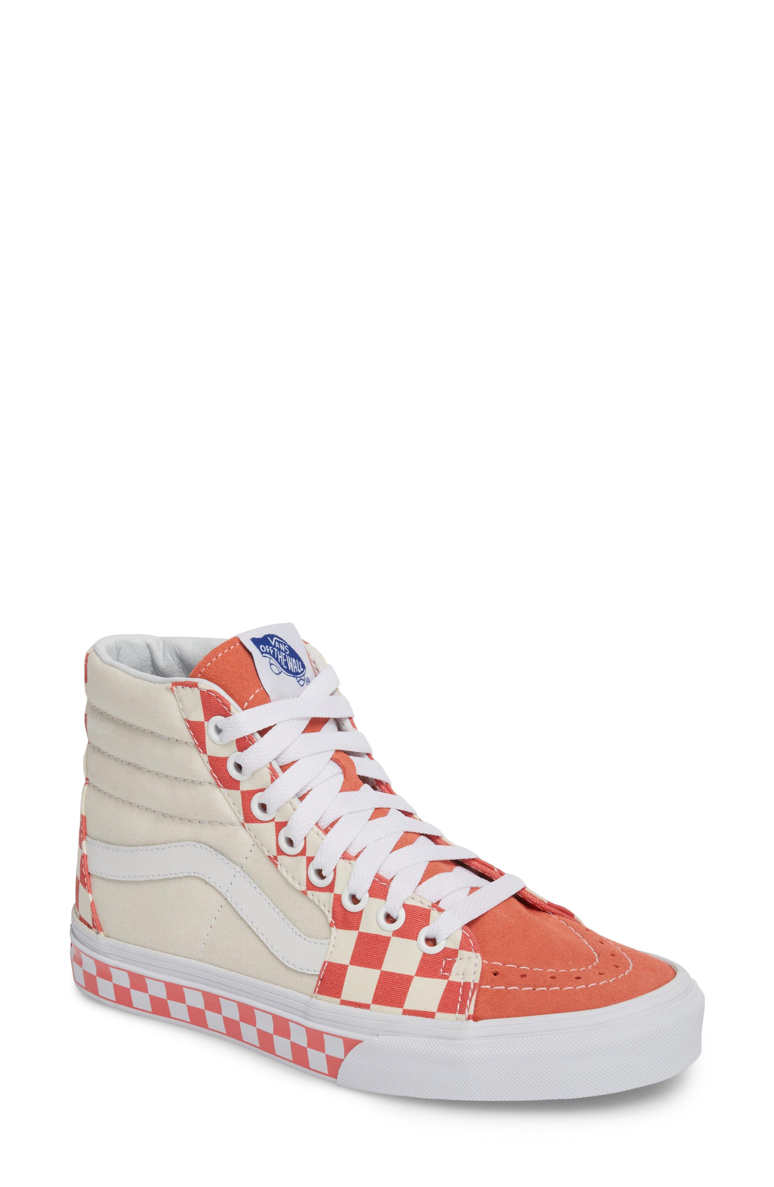 ,                             Sk8-Hi Checker Sneaker,                             Main thumbnail 23, color,                             950