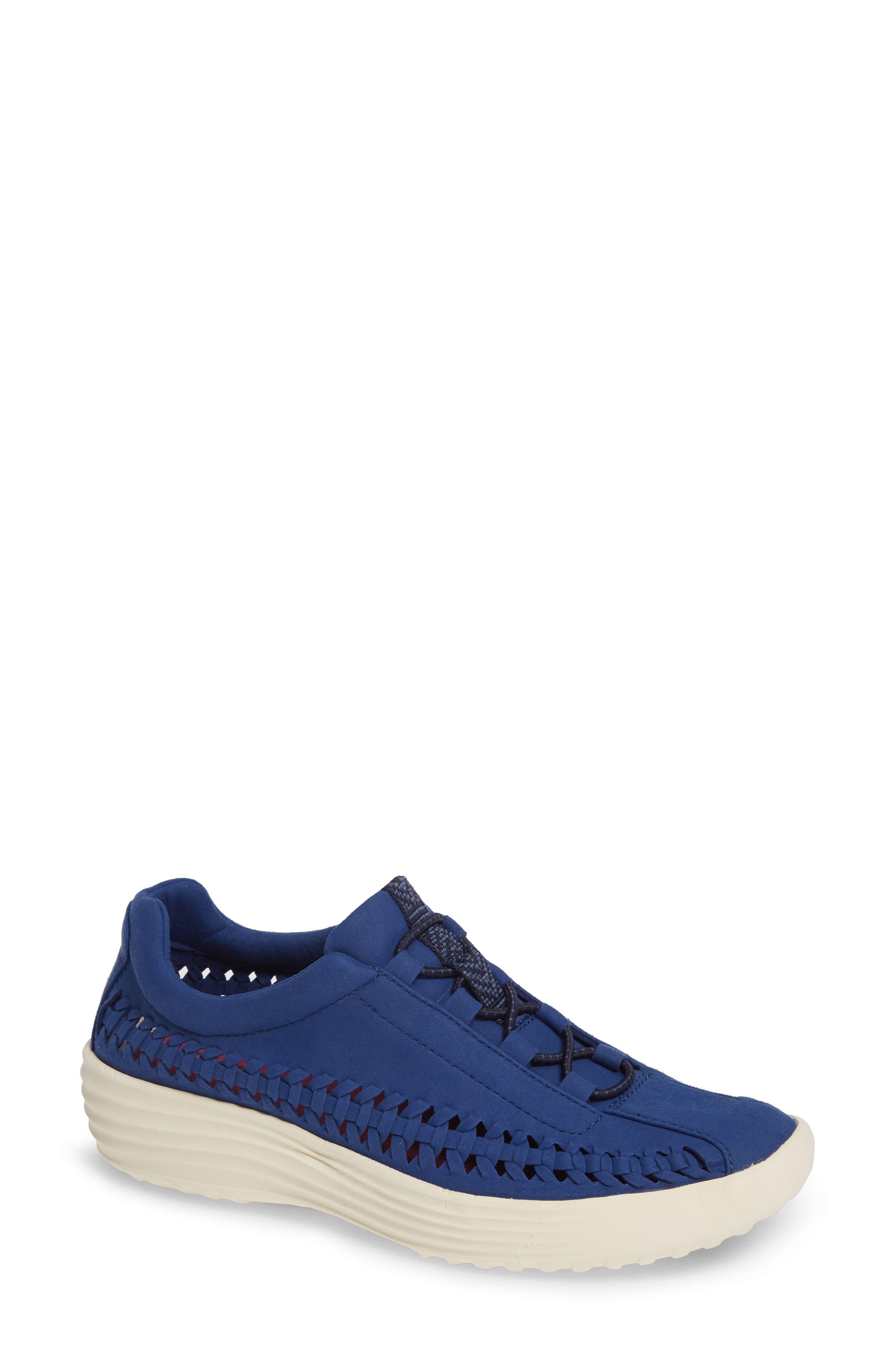 Bionica Marea Slip-On Sneaker- Blue