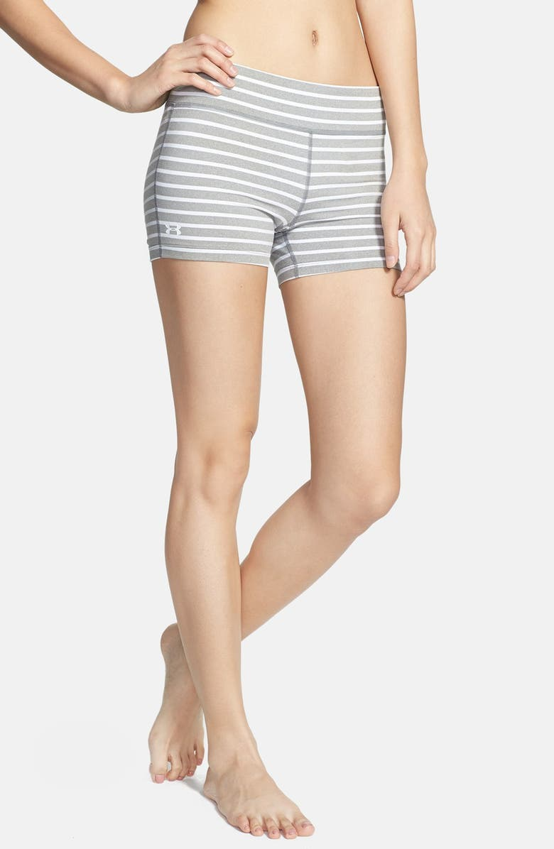 UNDER ARMOUR 'Ultimate' Shorts, Main, color, 025