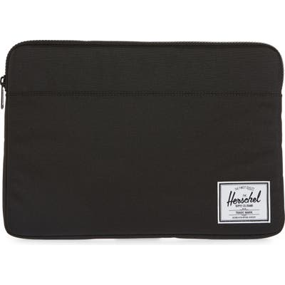 Herschel Supply Co. Anchor 15-Inch Macbook Sleeve - Black
