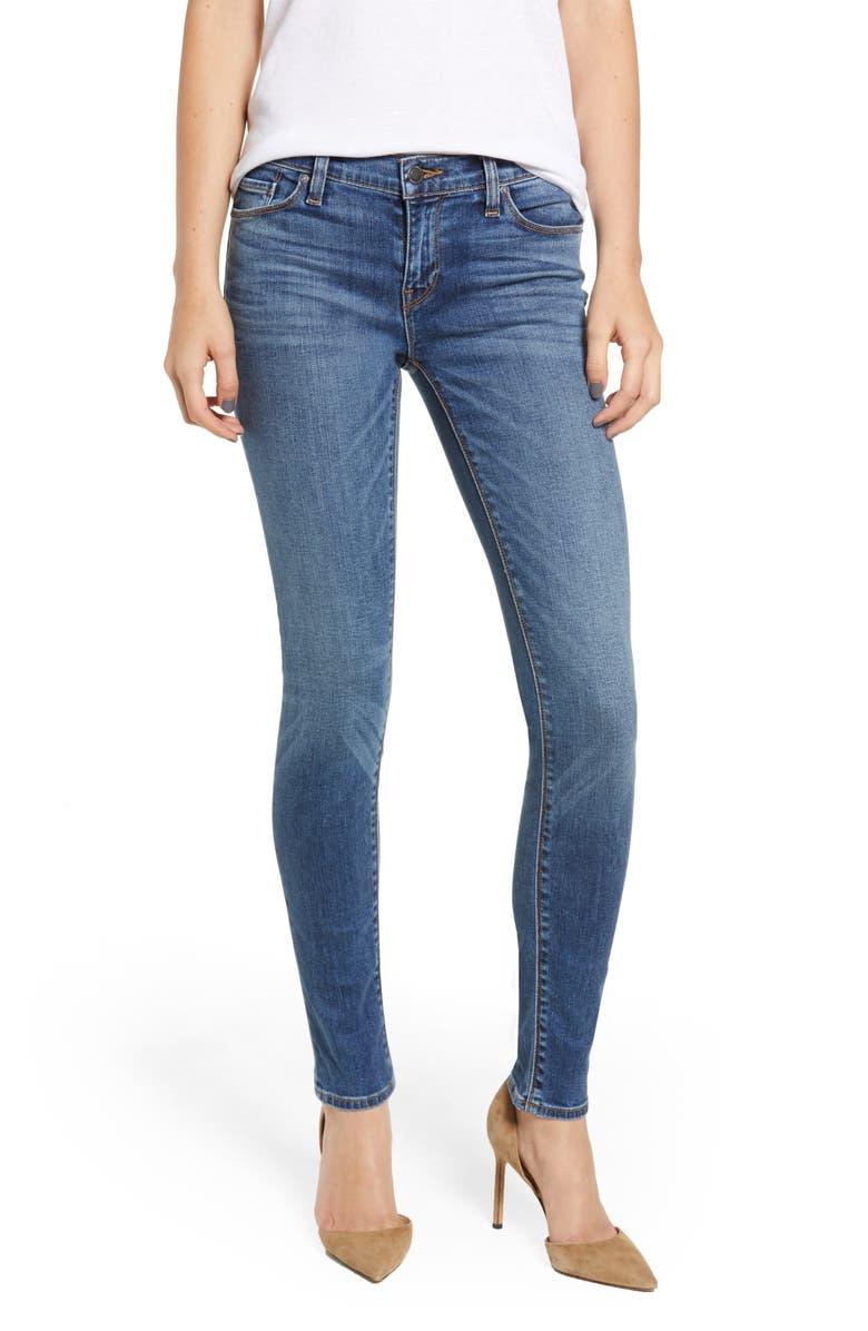 HUDSON JEANS 'Krista' Super Skinny Jeans, Main, color, OLYMPIC BLVD