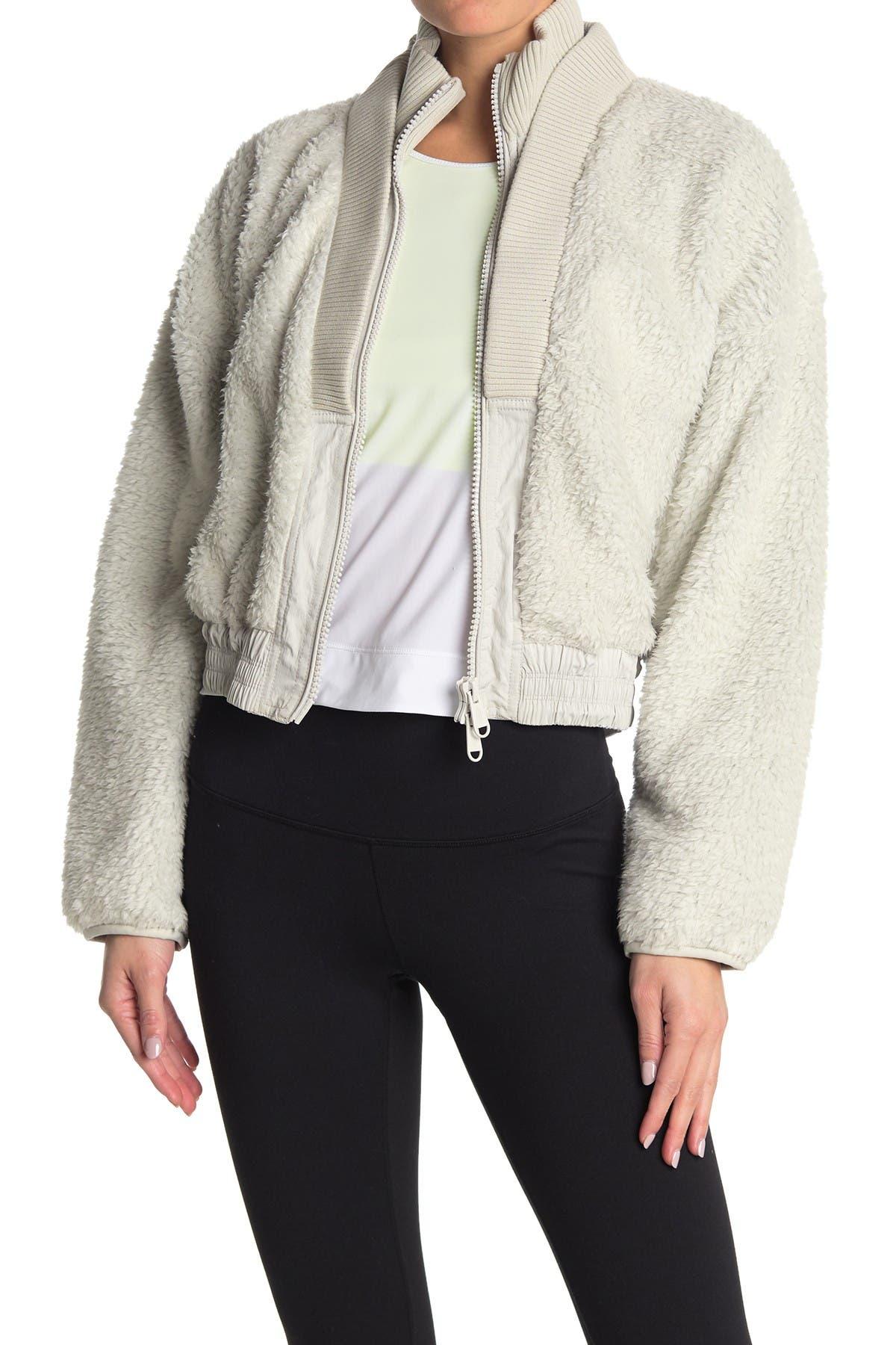 Image of Free People Gear Up Fleece Jacket