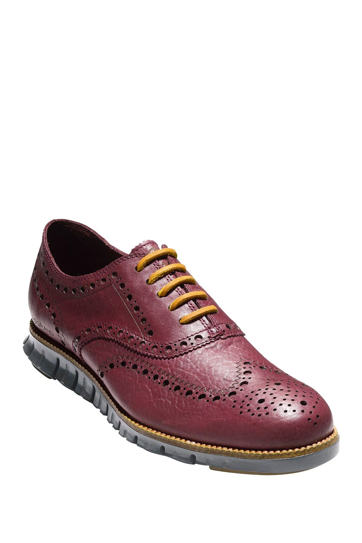 Image of Cole Haan ZeroGrand Wingtip Oxford Sneaker