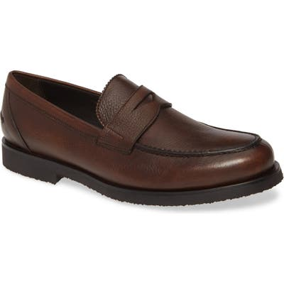To Boot New York Cristoforo Penny Loafer, Brown
