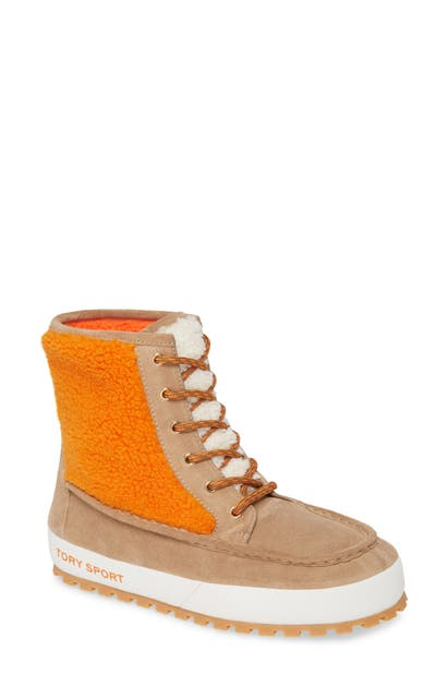 Tory Sport Boots MOCASSIN BOOT