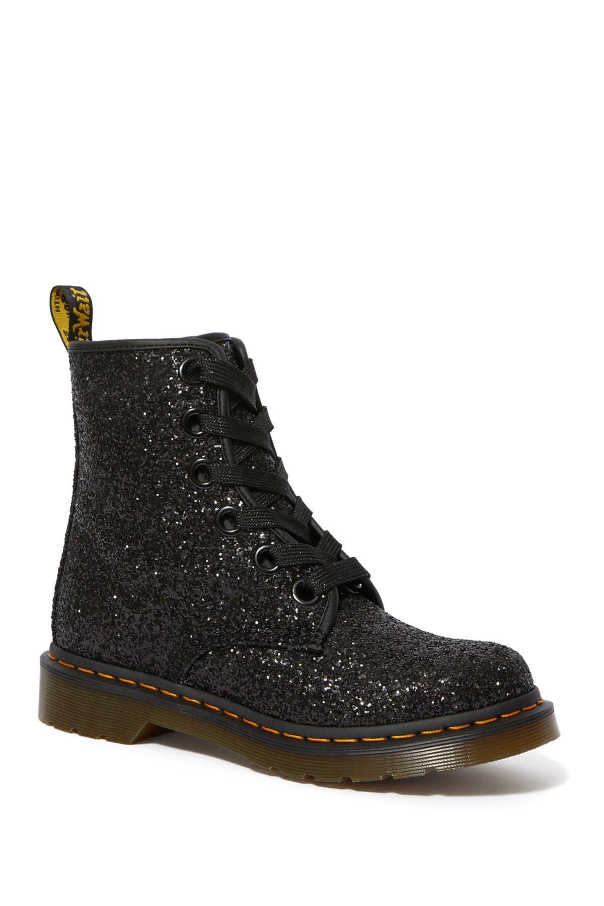Dr. Martens   1460 Farrah Glitter Boot