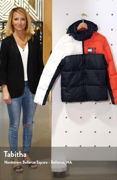 TJM Essential Hooded Puffer Jacket, sales video thumbnail