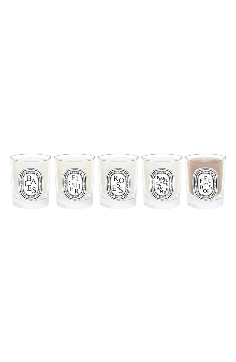 diptyque Travel Size Scented Candle Set $20 Value   Nordstrom