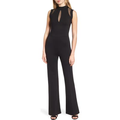 Sentimental Ny Galactica Jumpsuit, Black