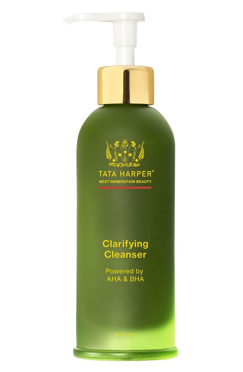 TATA HARPER SKINCARE Clarifying Cleanser, Main, color, NO COLOR