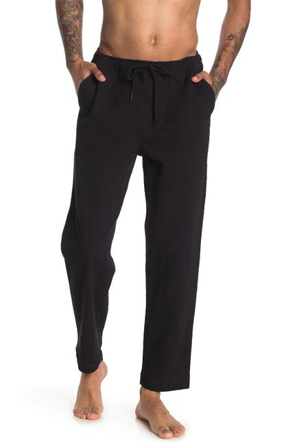 Image of OVADIA AND SONS Drawstring Waist Lounge Pants