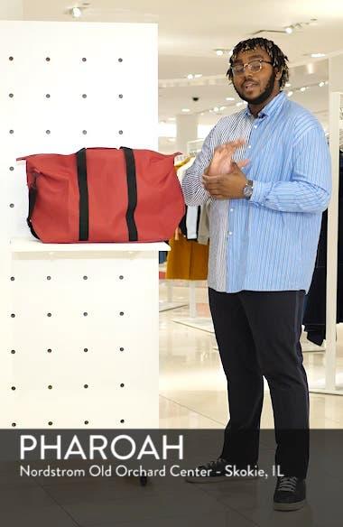 Weekend Bag, sales video thumbnail