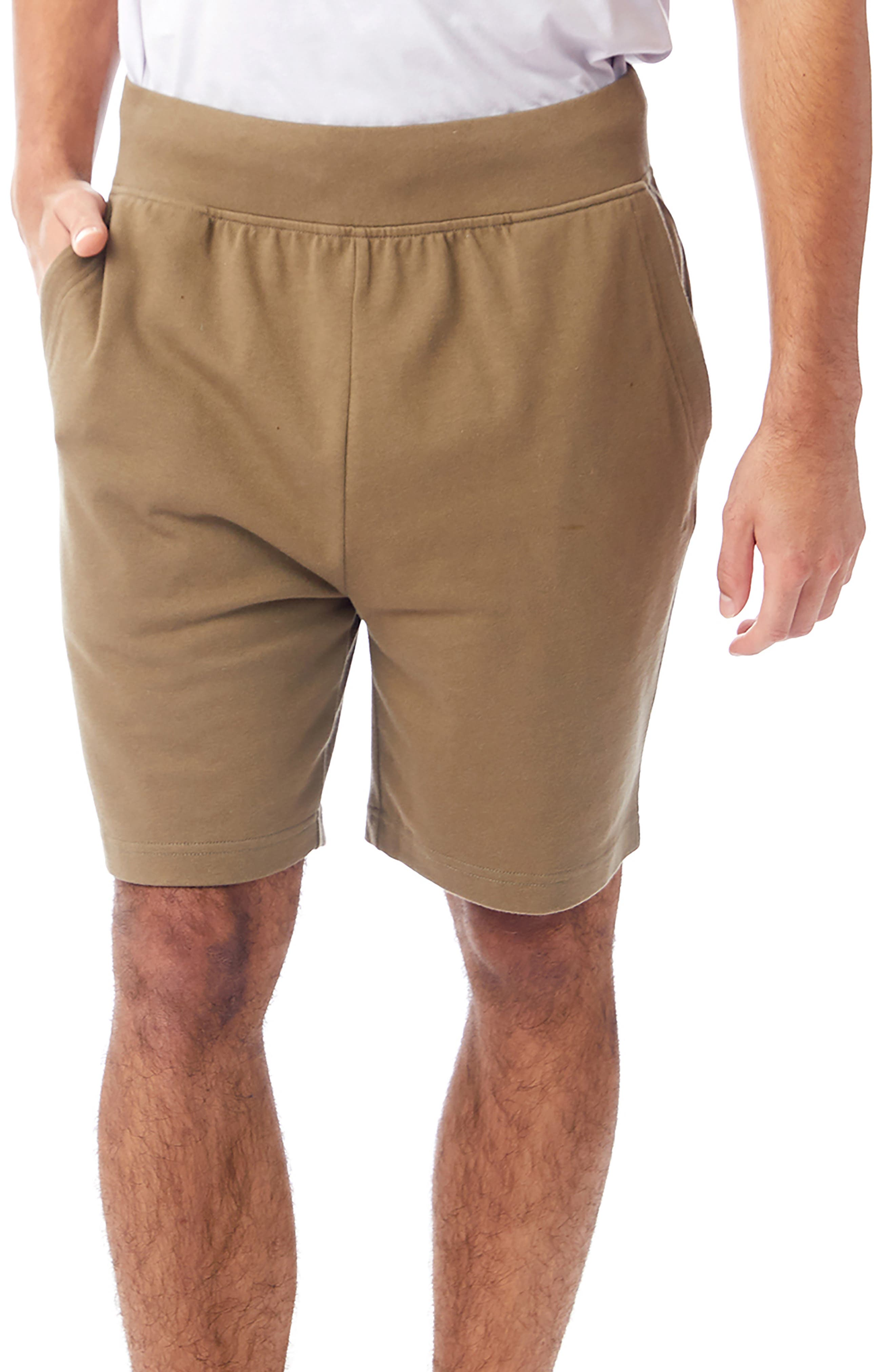 Recycled Cotton Lounge Shorts
