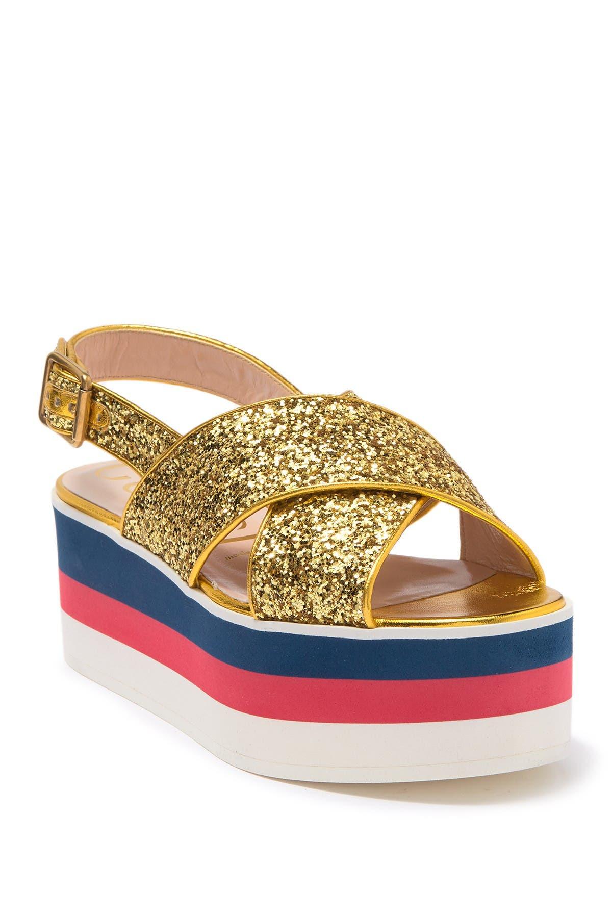 GUCCI | Peggy Platform Sandal