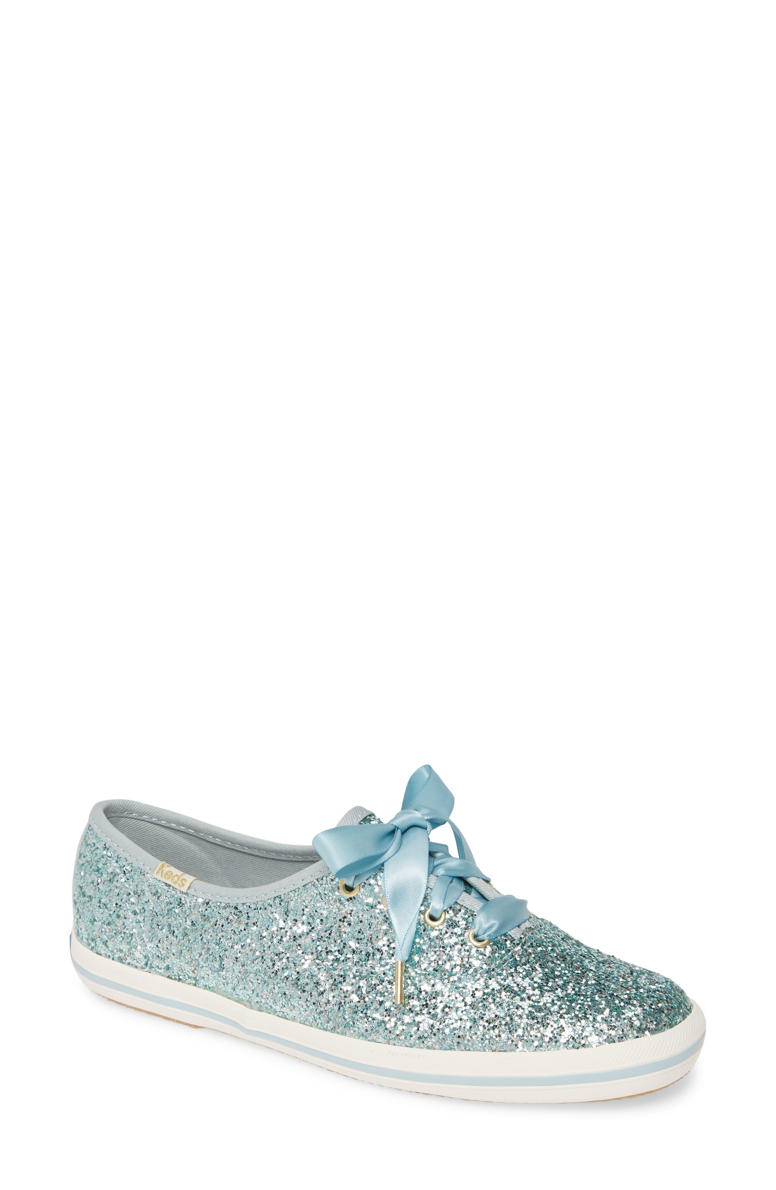 Image of Keds x kate spade new york glitter sneaker