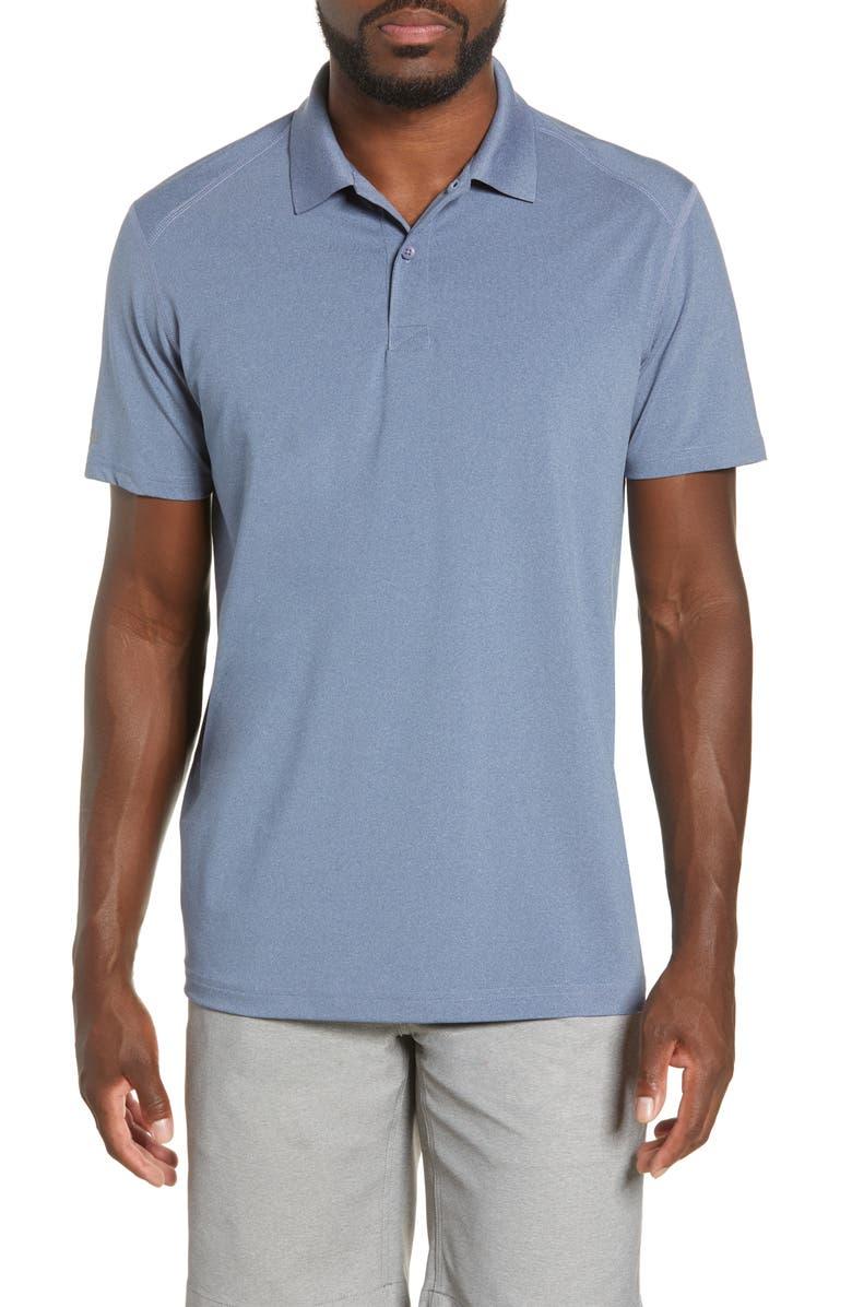 BONOBOS M-Flex Flatiron Slim Fit Golf Polo, Main, color, 400