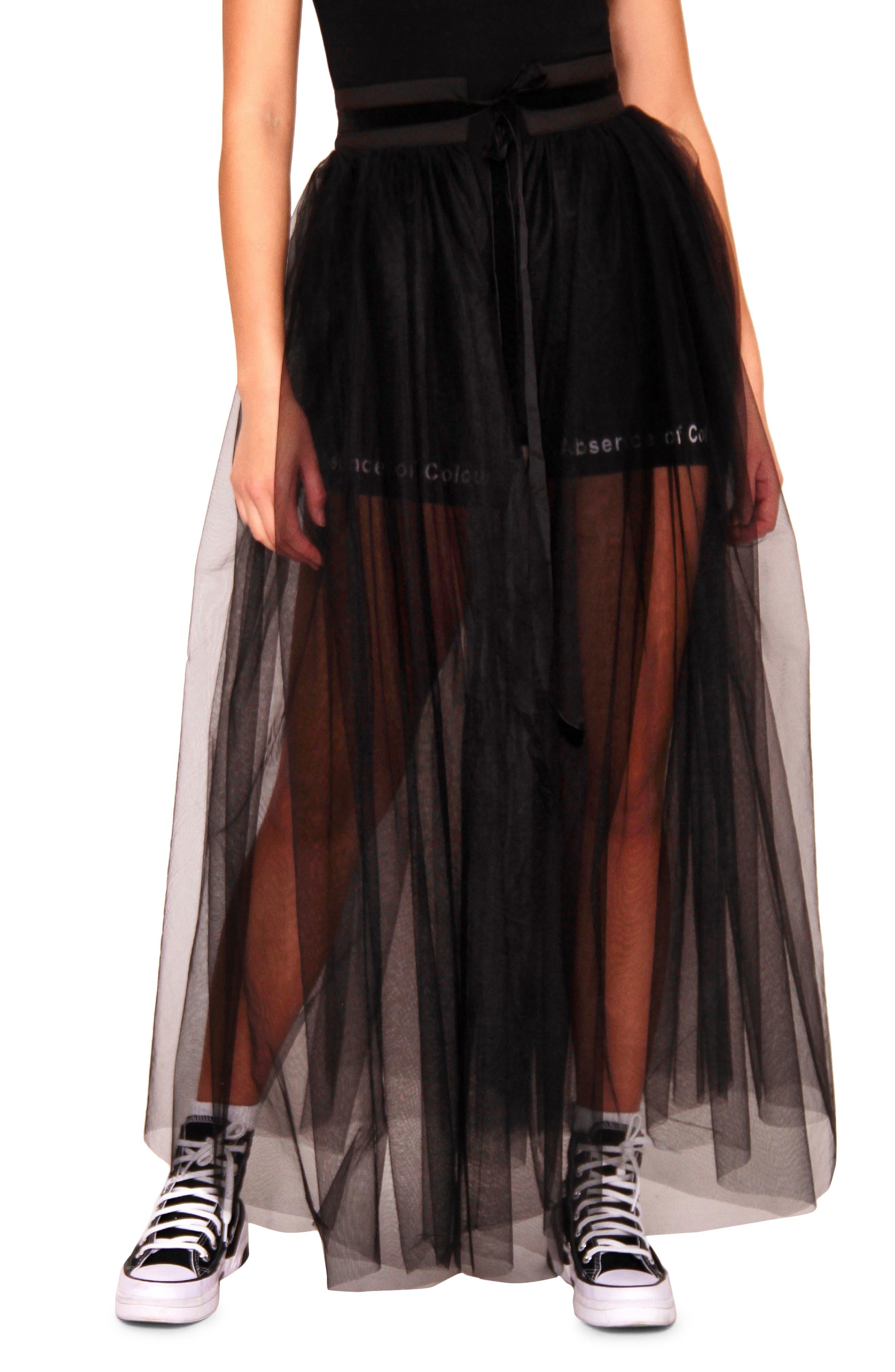 Salka Chiffon Skirt