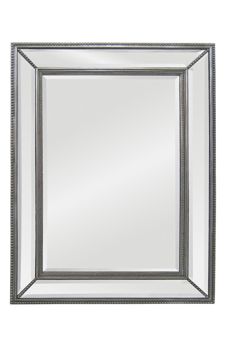 RENWIL Phoebe Mirror, Main, color, METALLIC SILVER