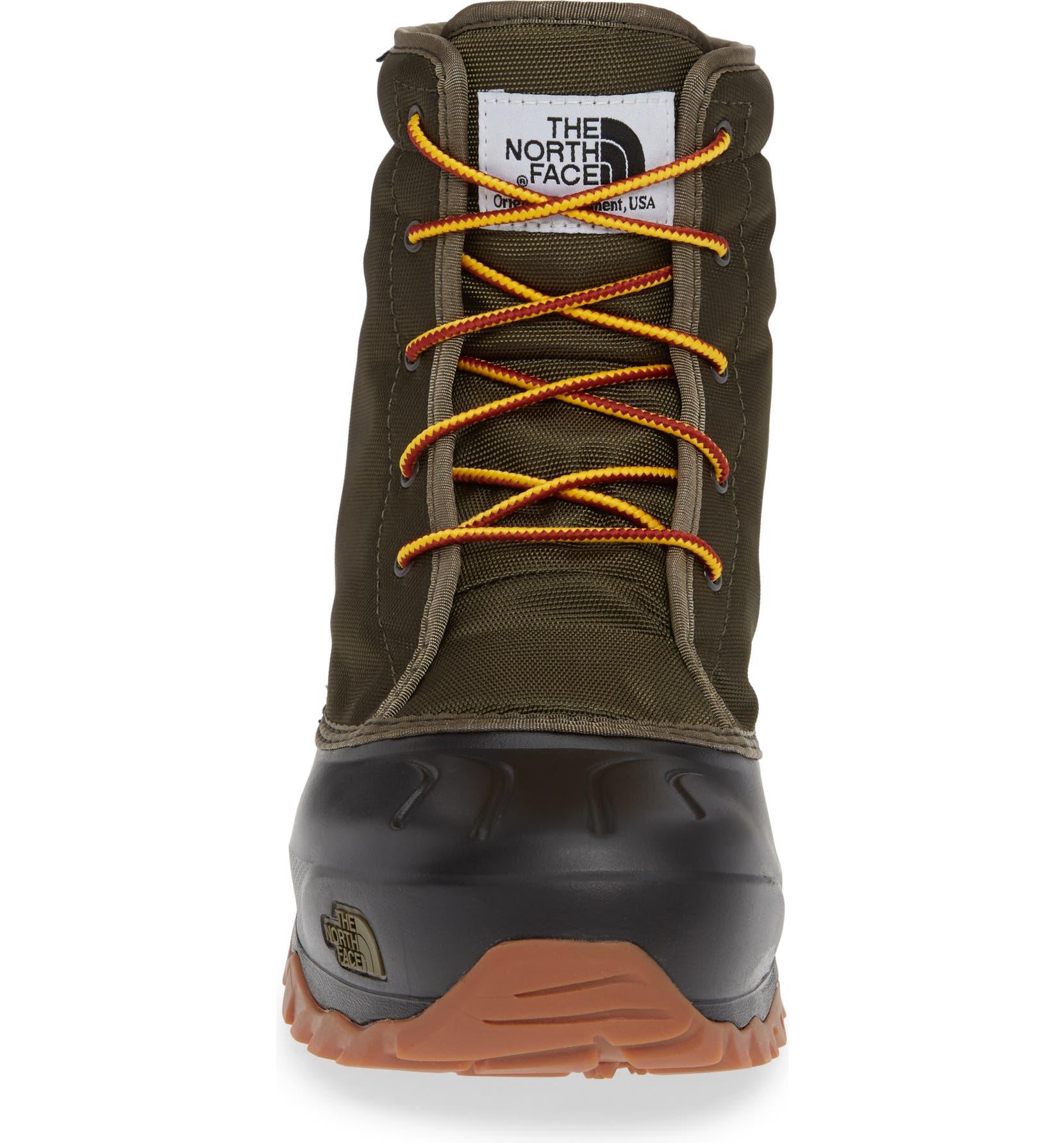 Boot Bottes North Face Men's Tsumoru The m8yvNn0PwO