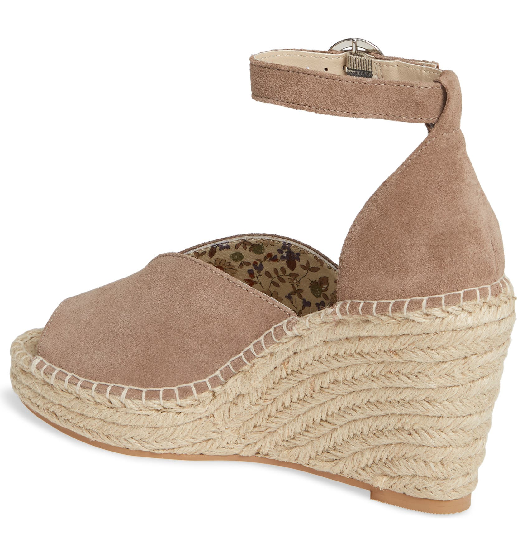d4293f85f55 Collectibles Espadrille Wedge Sandal
