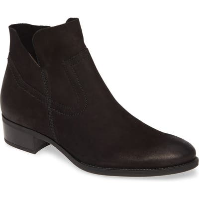 Paul Green Boston Bootie, .5UK - Black
