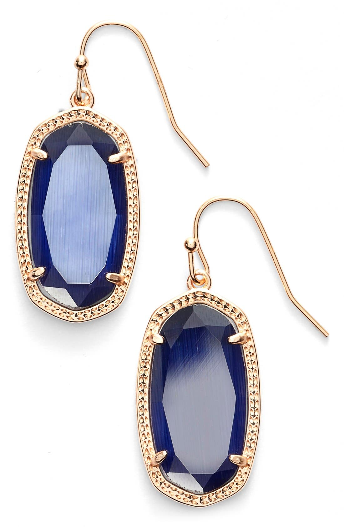 ,                             Dani Stone Drop Earrings,                             Main thumbnail 40, color,                             401