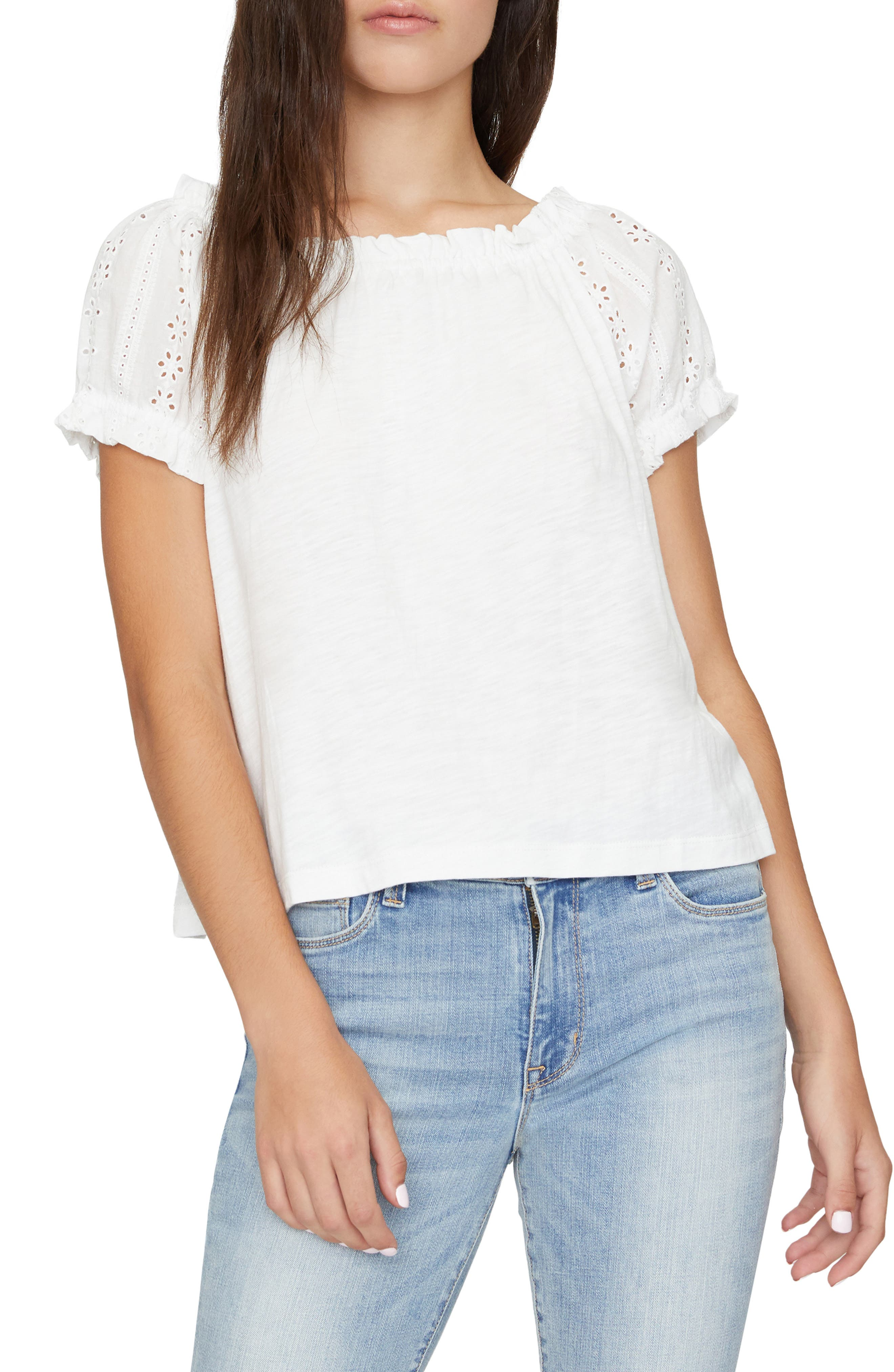 Image of Sanctuary Short Sleeve Julia Tee