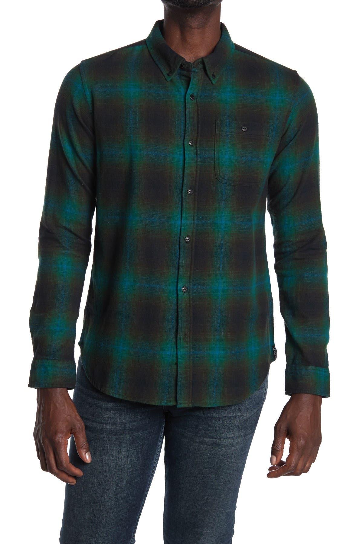 Image of Ezekiel Salt Lake Long Sleeve Woven Shirt