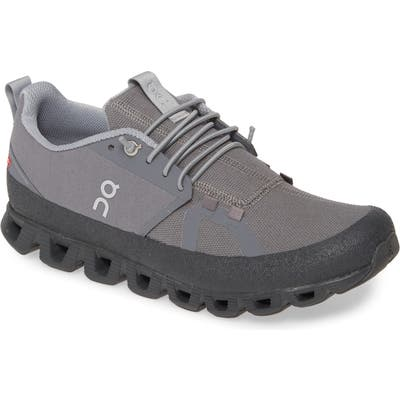 On Running Cloud Dip Water Repellent Sneaker, Grey