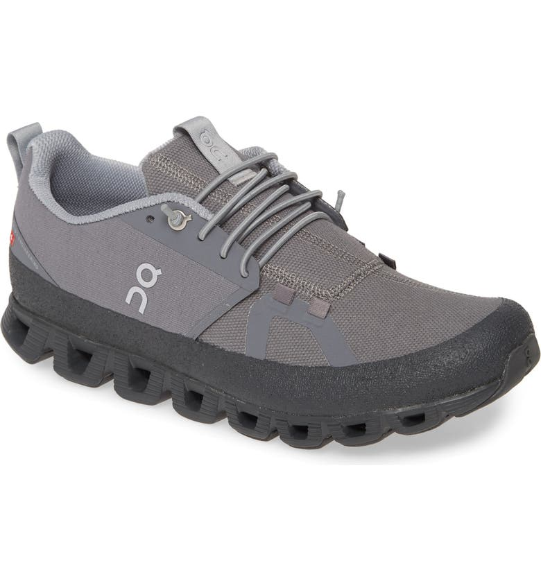 ON Cloud Dip Sneaker, Main, color, GREY/ SHADOW