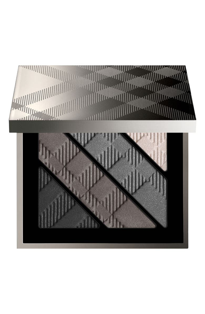 BURBERRY Beauty Complete Eye Palette, Main, color, NO. 01 SMOKEY GREY
