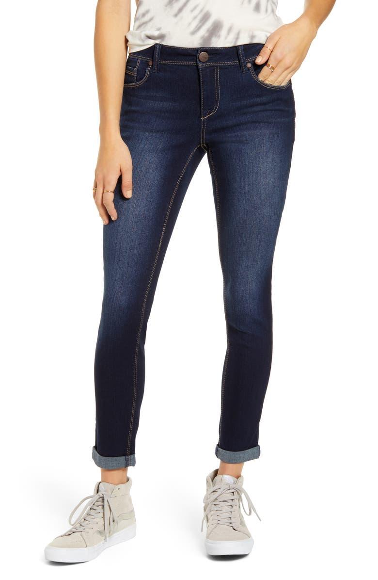 1822 DENIM RE:Denim Ankle Skinny Jeans, Main, color, RAQUEL