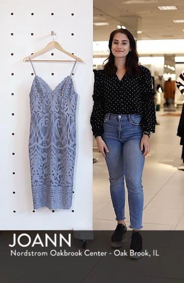 Gia Lace Pencil Dress, sales video thumbnail