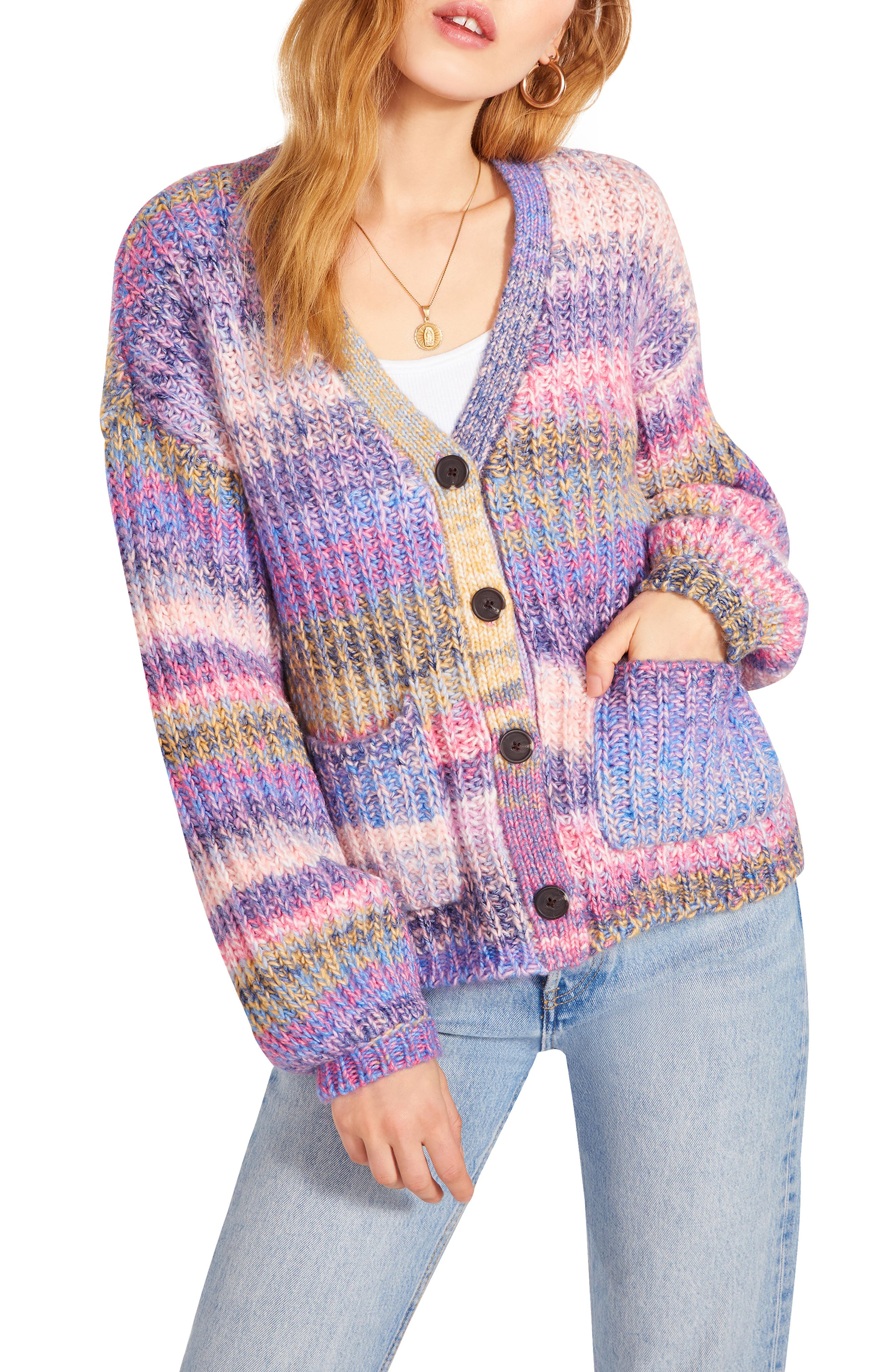 Knit Right In Cardigan