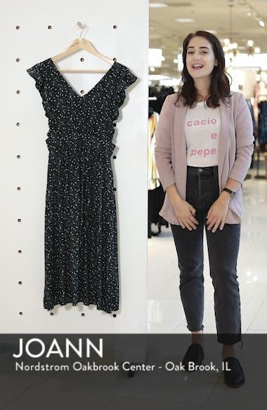 Pinafore Midi Dress, sales video thumbnail