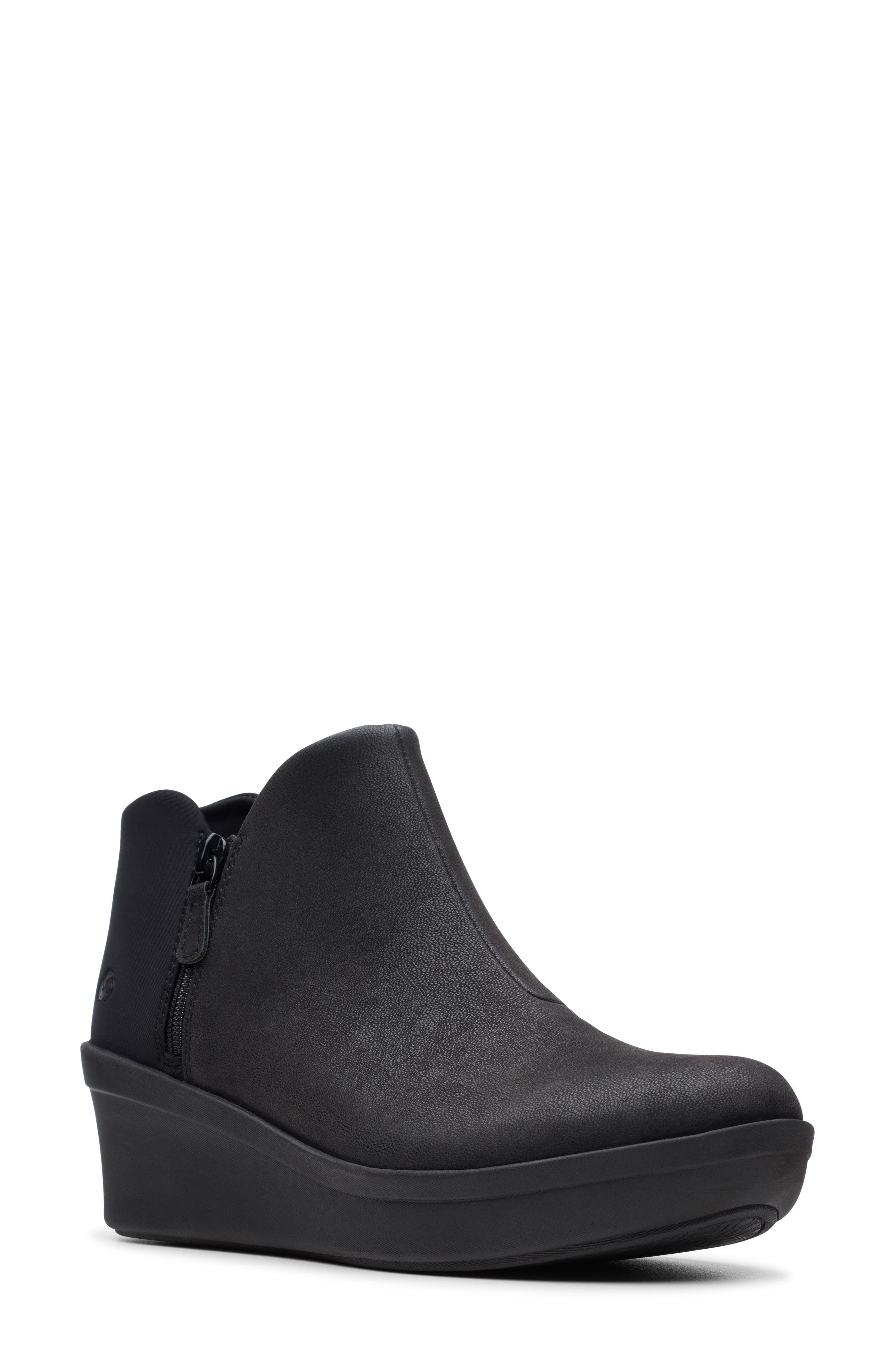 Image of Clarks Step Rose Up Bootie