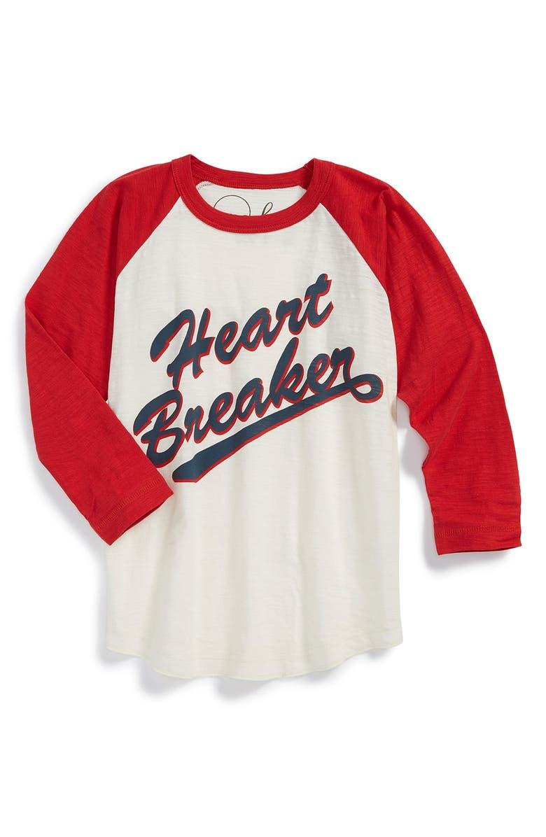 ea4b444bf Peek 'Heart Breaker' Graphic T-Shirt (Toddler Boys, Little Boys ...