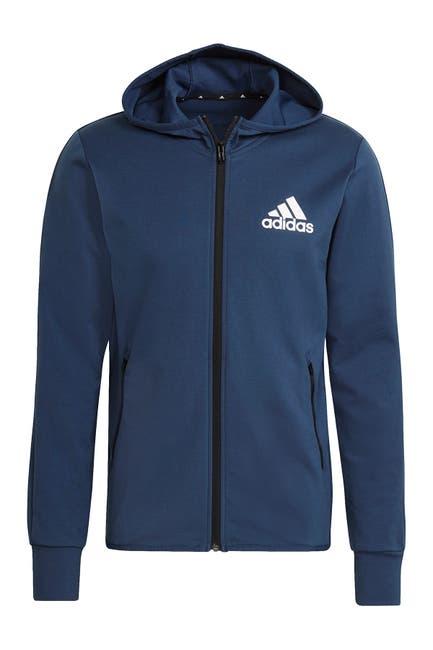 Image of adidas Hooded Active Sweatshirt