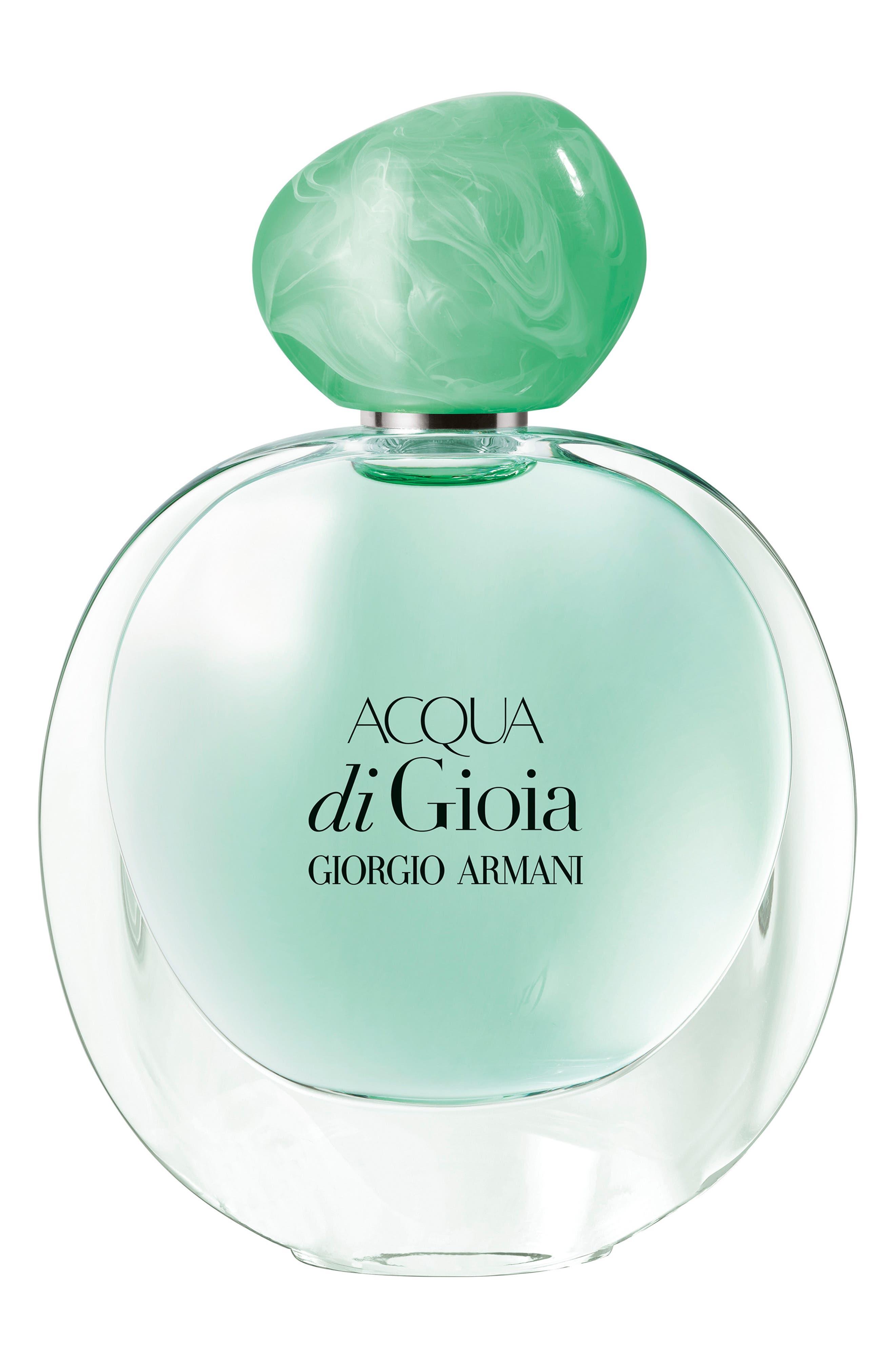 Acqua di Gioia Eau de Parfum Spray, Main, color, NO COLOR
