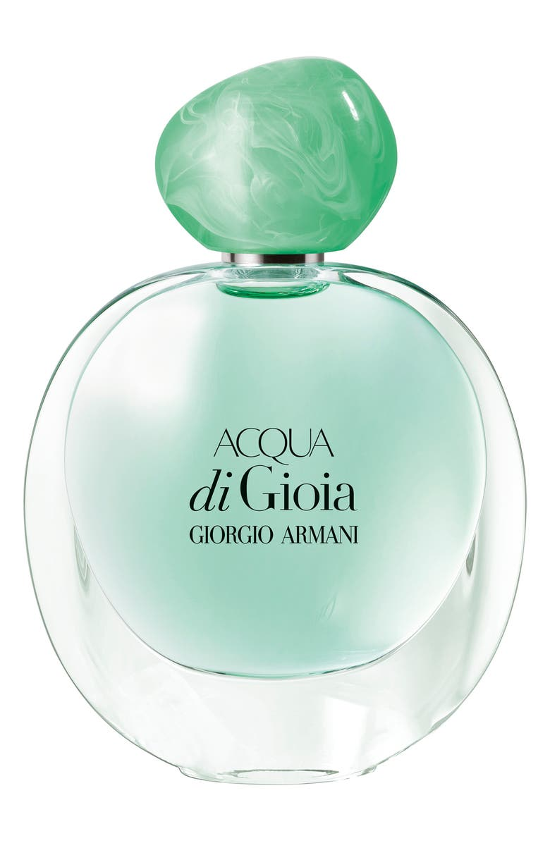 GIORGIO ARMANI Acqua di Gioia Eau de Parfum Spray, Main, color, NO COLOR
