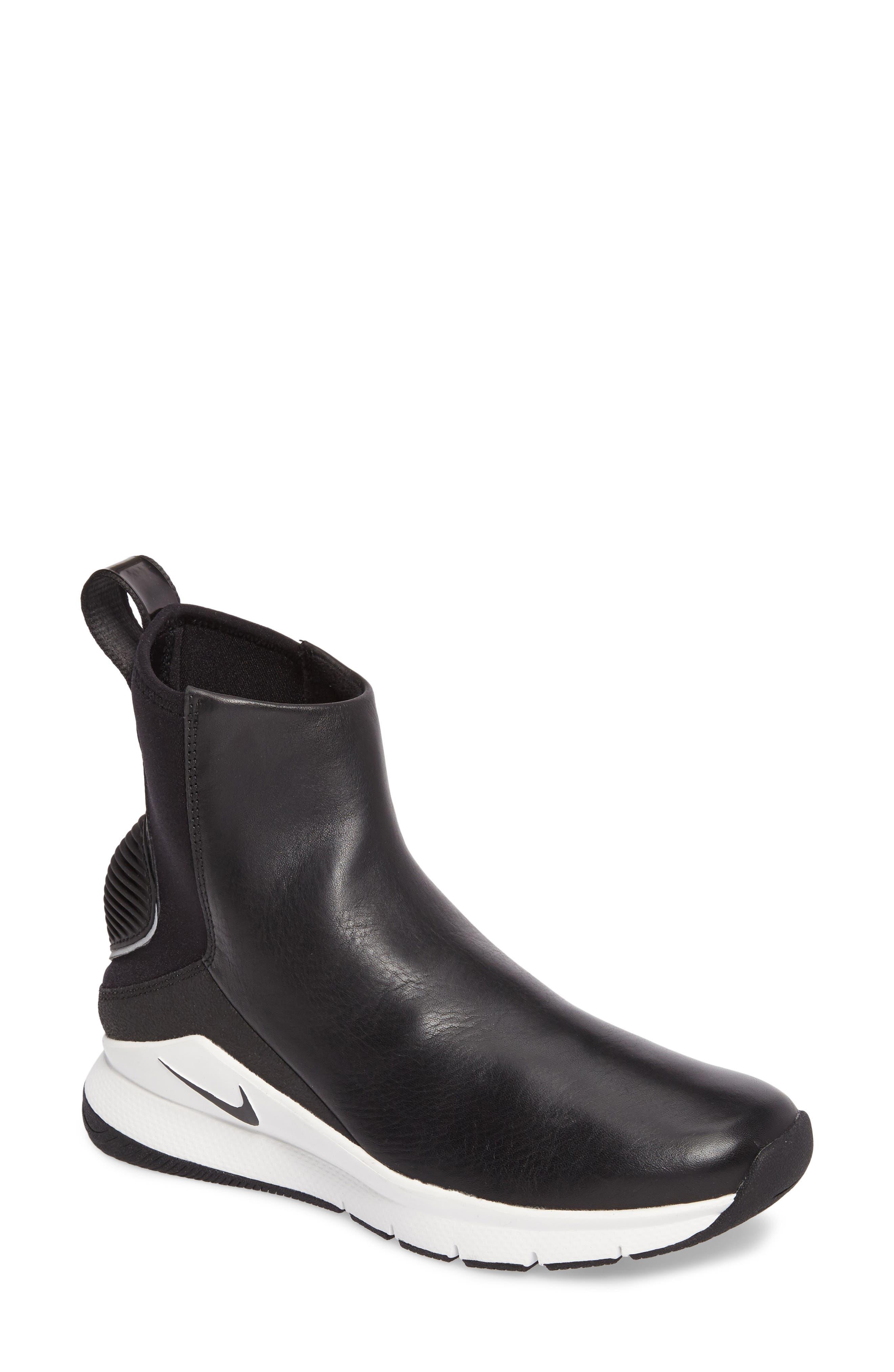 Rivah High Premium Waterproof Sneaker Boot, Main, color, 001