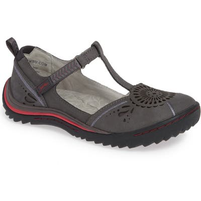 Jambu Sunkist Strappy Sneaker- Grey