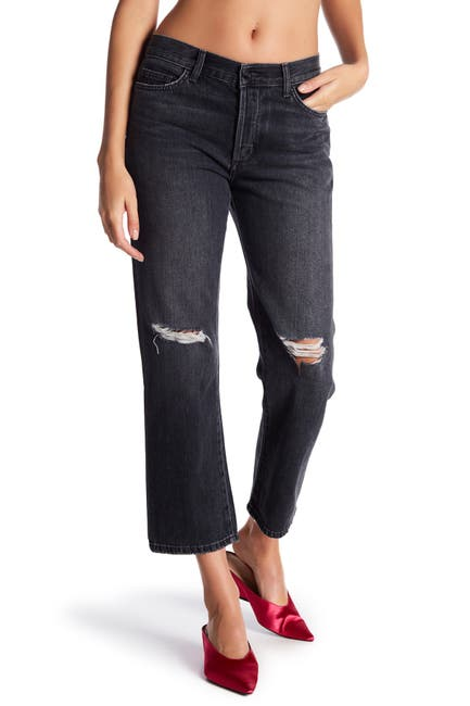 Image of Siwy Denim Jane B Distressed Jeans