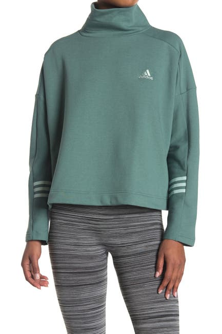 Image of adidas Essentials Comfort Funnel Neck Sweatshirt