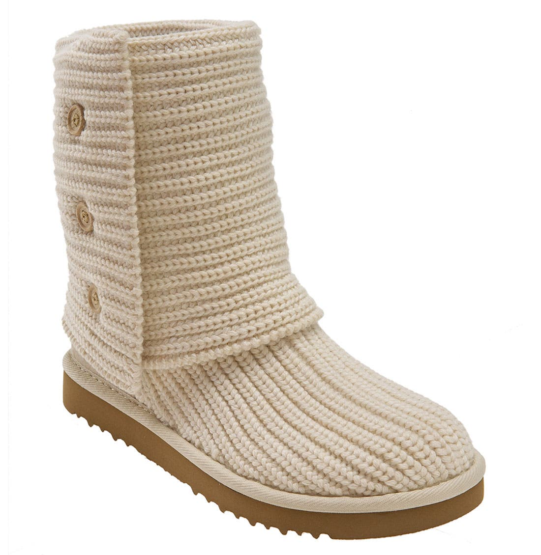 ,                             'Cardy' Classic Knit Boot,                             Main thumbnail 25, color,                             270