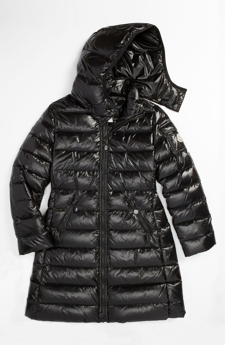 Moncler 'Bady' Shiny Puffer Jacket (Toddler)   Nordstrom